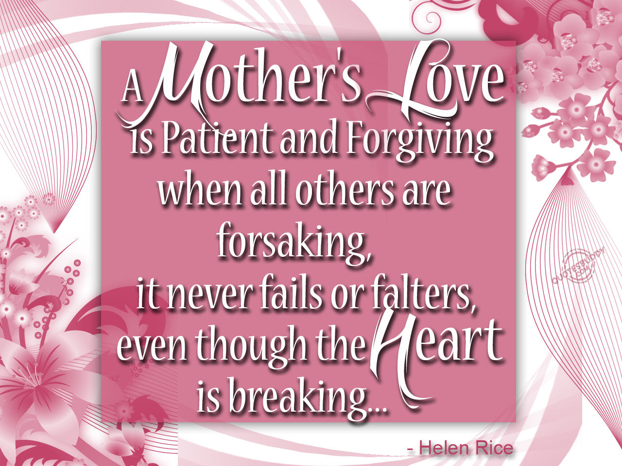 Mothers quote #2