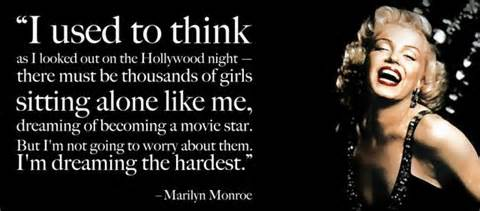 Movie Star quote #2
