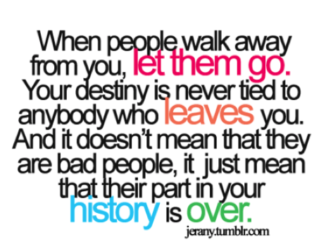 Moving On quote #7
