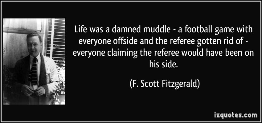 Muddle quote #1