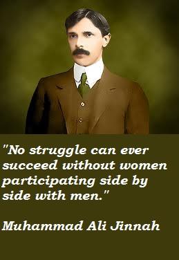 Muhammad Ali Jinnah's quote #8