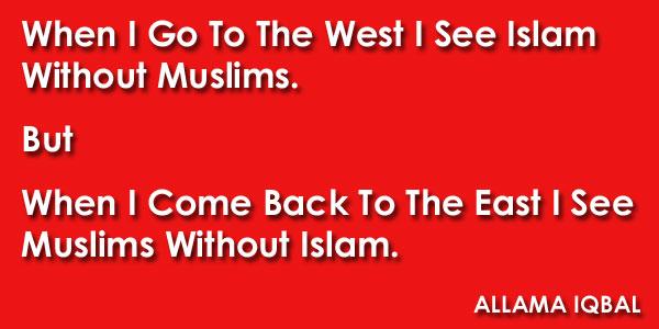 Muhammad Iqbal's quote #4