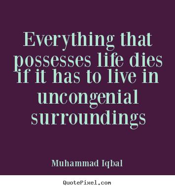 Muhammad Iqbal's quote #3