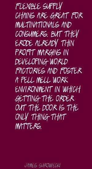 Multinationals quote #2