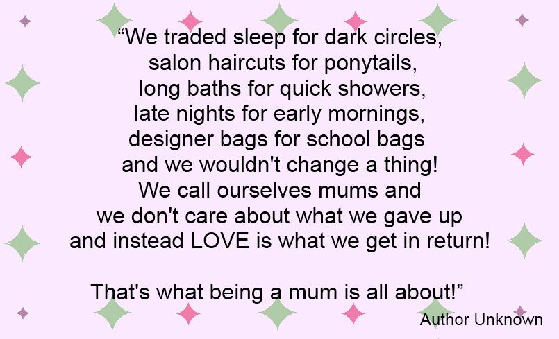 Mum quote #4