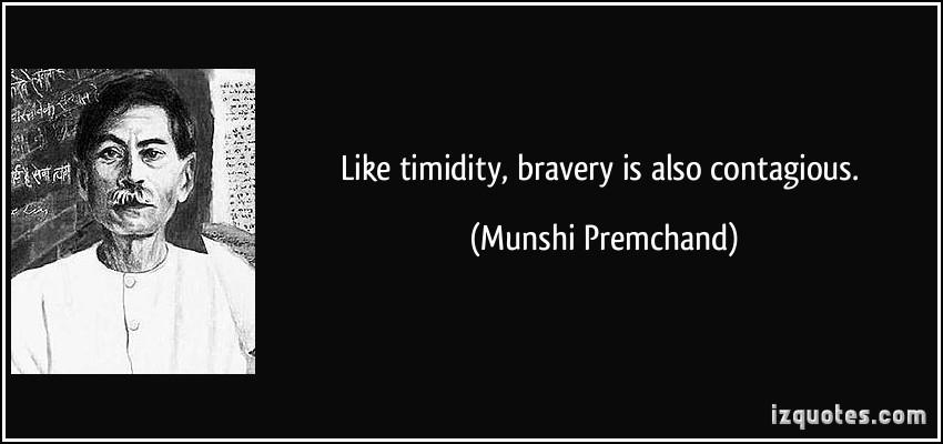 Munshi Premchand's quote #1