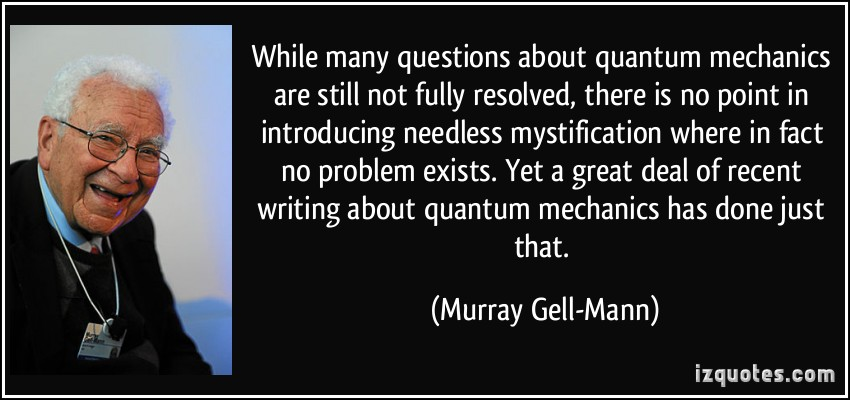 Murray Gell-Mann's quote #2