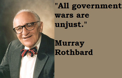 Murray Rothbard's quote #3