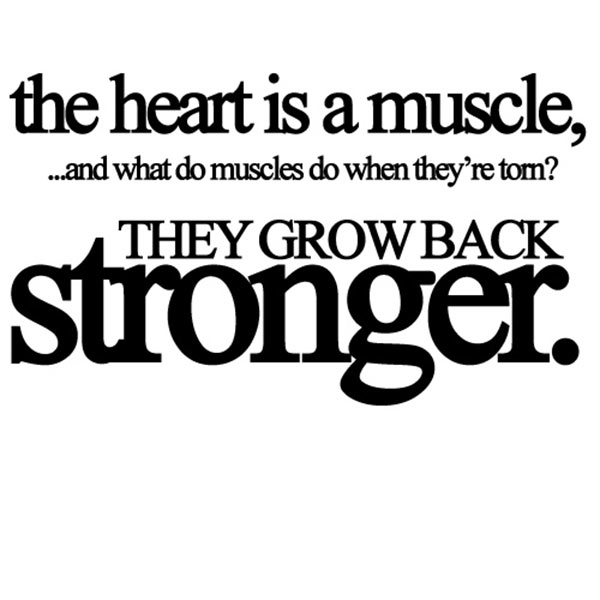 Muscles quote #2