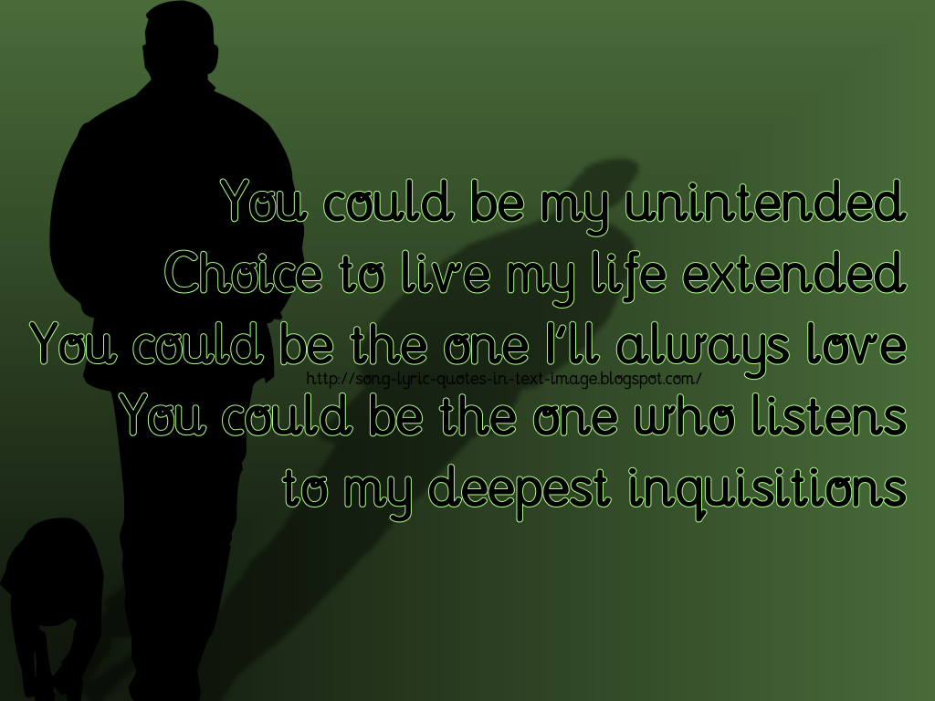 Muse quote #1