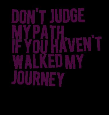 My Journey quote