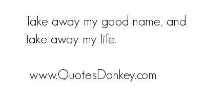 Names quote #1