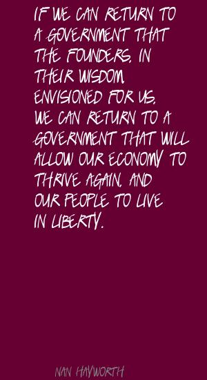 Nan Hayworth's quote #5