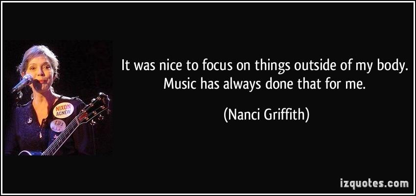 Nanci Griffith's quote #3