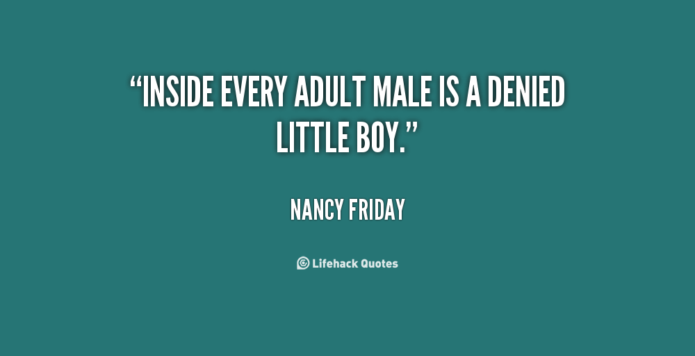 Nancy Friday's quote