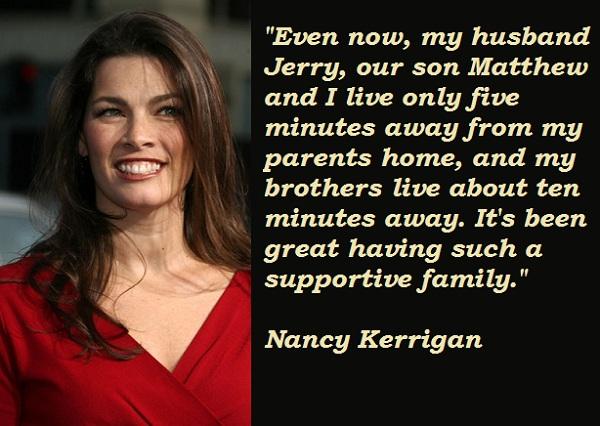 Nancy Kerrigan's quote #5