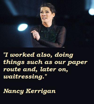 Nancy Kerrigan's quote #7