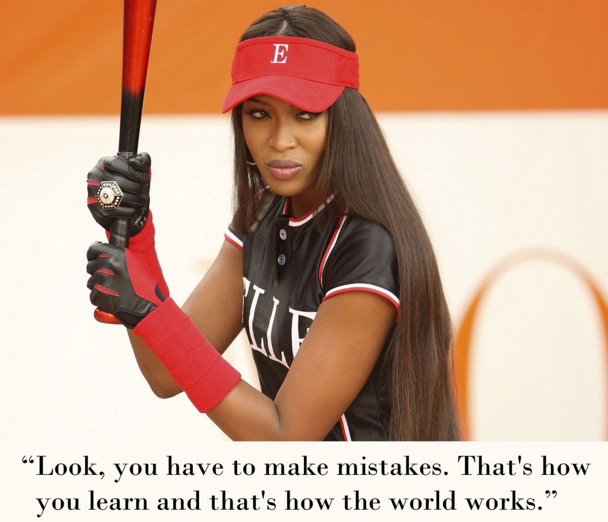 Naomi Campbell's quote #2