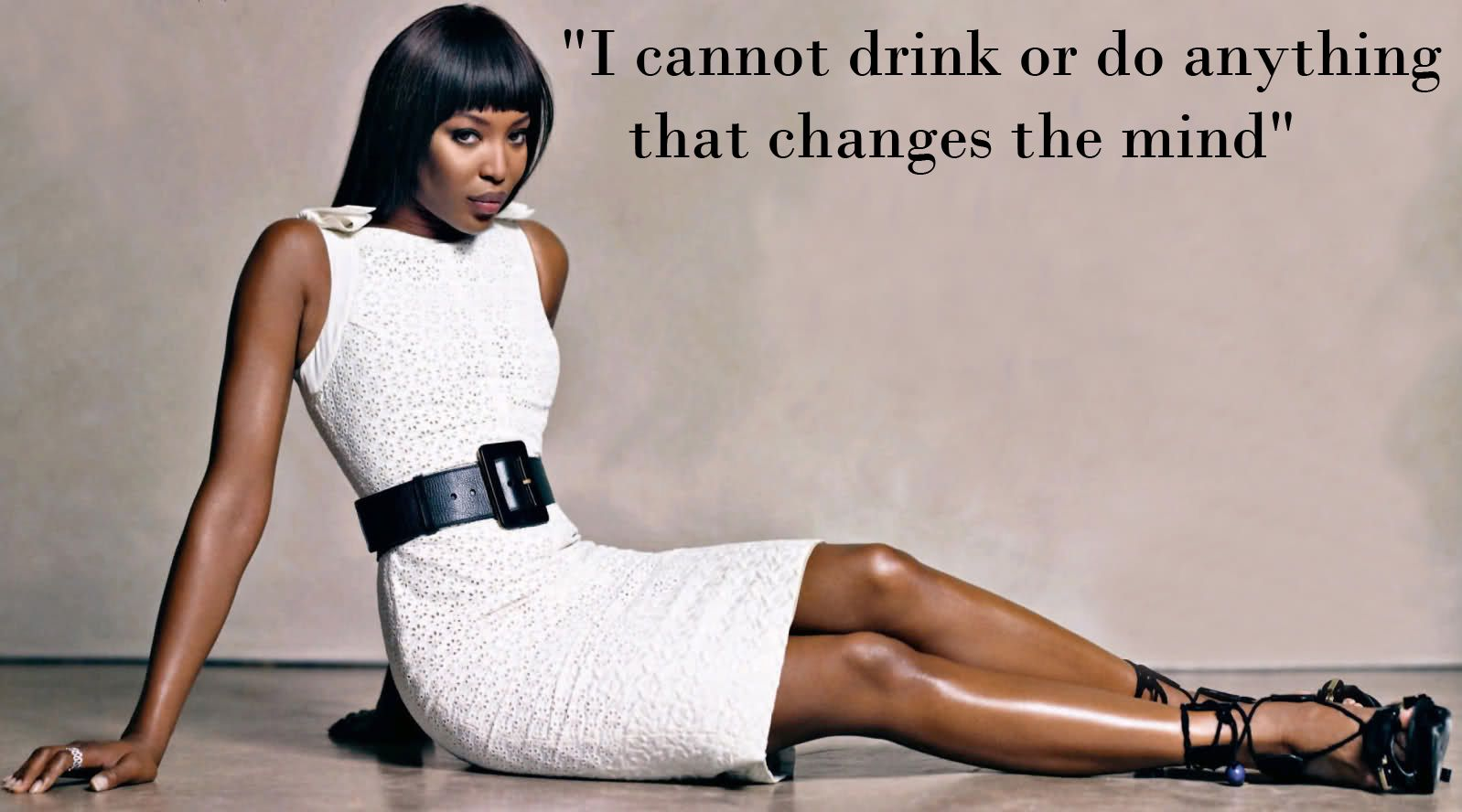 Naomi Campbell's quote #6