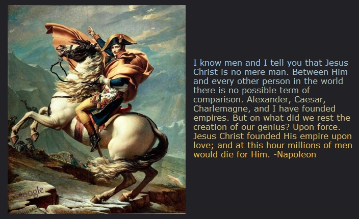 Napoleon Bonaparte's quote #6