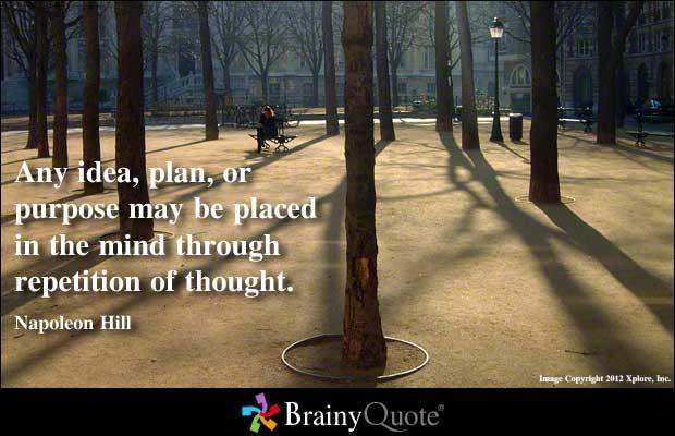 Napoleon Hill's quote #7