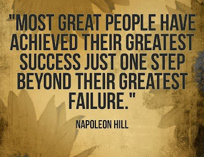 Napoleon Hill's quote #2