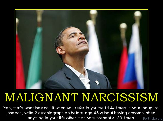 Narcissism quote #1
