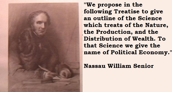 Nassau William Senior's quote #2