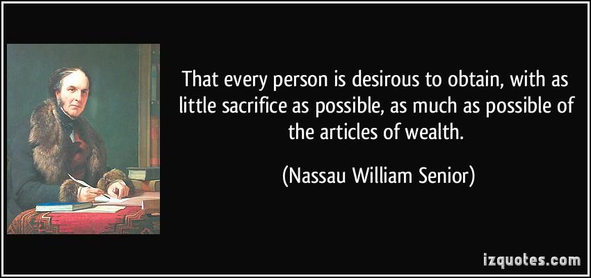 Nassau William Senior's quote #6