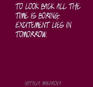 Natalia Makarova's quote #2