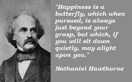 Nathaniel Hawthorne's quote #7