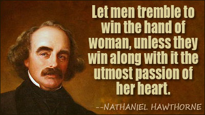 Nathaniel Hawthorne's quote #1