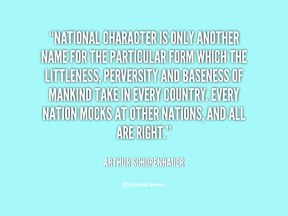 national character [pdf] anthropology and politics in studies of national character-- federico neiburg and marcio goldman creighton, mandell the english national character oxford: clarendon.