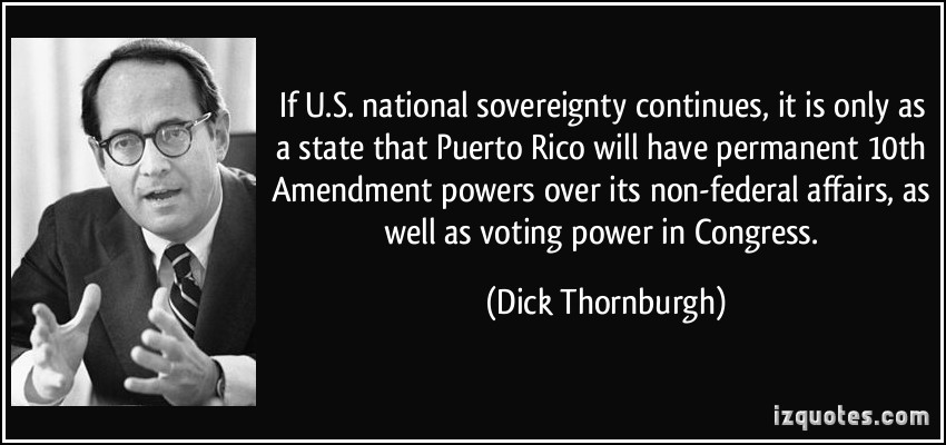 National Sovereignty quote