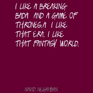 Navid Negahban's quote #6