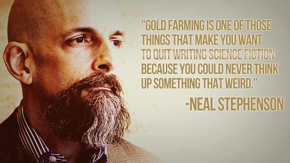 Neal Stephenson's quote #1