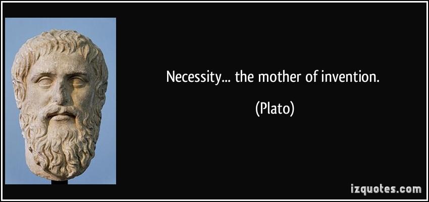 Necessity quote #5