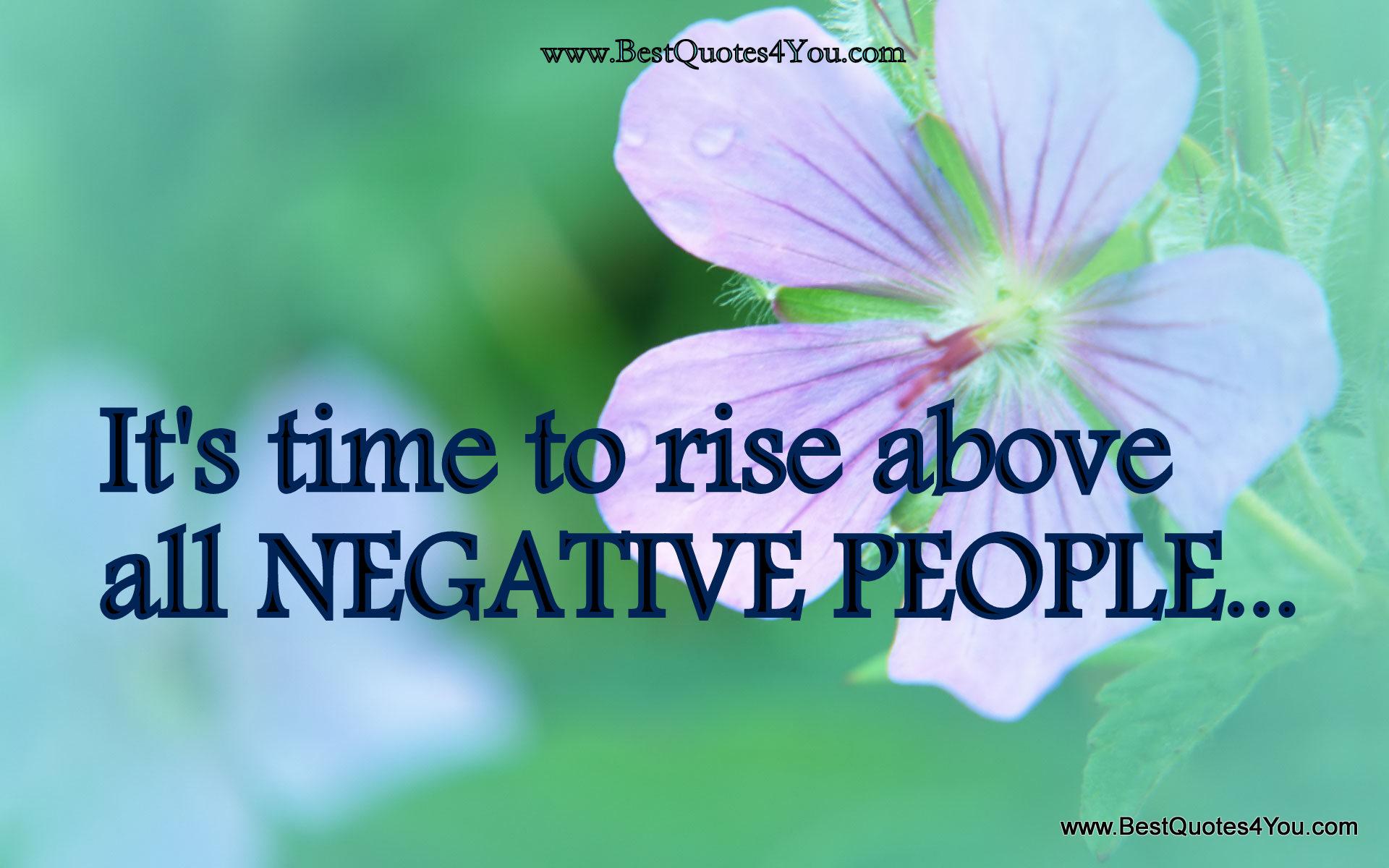 Negative quote #5