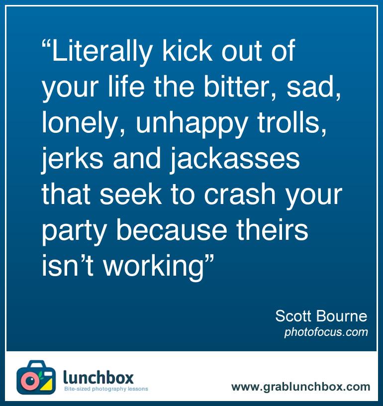 Negativity quote #1