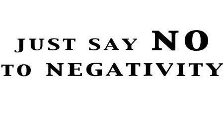 Negativity quote #5