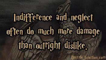 Neglect quote #2