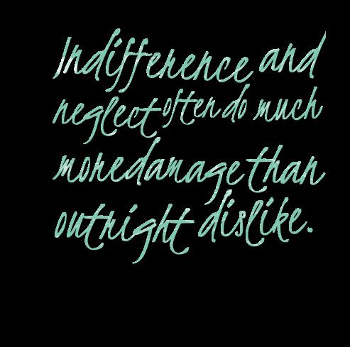 Neglect quote #4