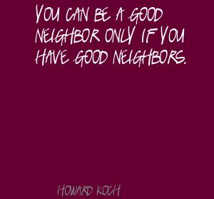 Neighbors quote #7