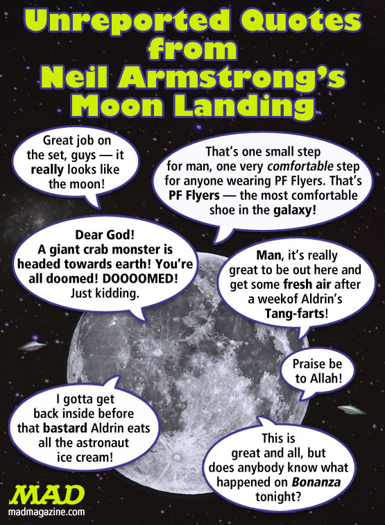 Neil Armstrong's quote #1