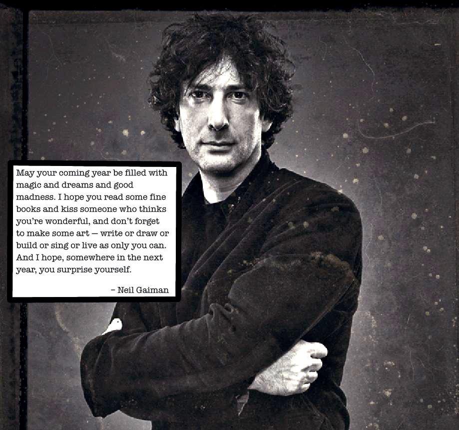 Neil Gaiman's quote #1