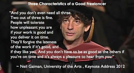 Neil Gaiman's quote #5