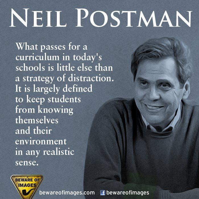 Neil Postman's quote #6