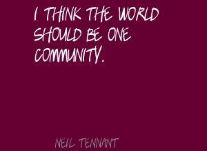 Neil Tennant's quote #7