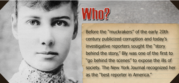 Nellie Bly's quote #7