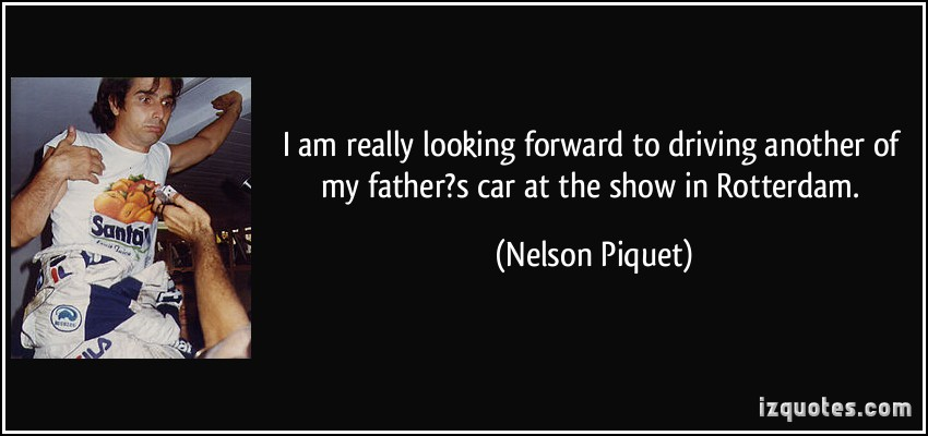Nelson Piquet's quote #3